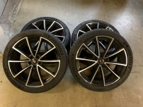 Wheelworld Wheels 8J x 20 Zoll ET45
