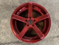 Seitronic RP6 9,5J x 19 Zoll ET35 5x120 Deep Concave Candy Rot 1 Stk. Musterfelge