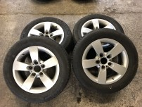 Originale BMW Alufelge 7J x 16 IS20 LK5x120 KBA677735